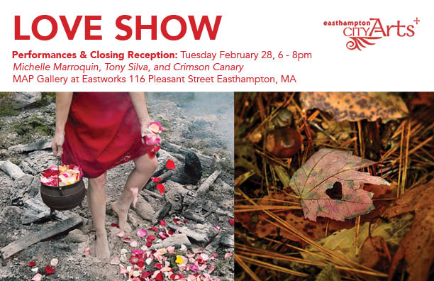 Love Show Postcard Closing
