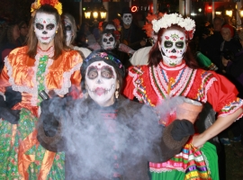 Day of the Dead Easthampton