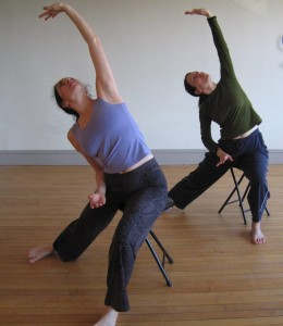 """Gyrokinesis classes are happening NOW, ongoing every Saturday morning, from 9-10:30am at <a href=""""https://www.ascendancearts.com/"""" target=""""_blank"""">Ascendance Dance Studios</a> in Florence, across from the Arts and Industry Building at 192 Pine St."""